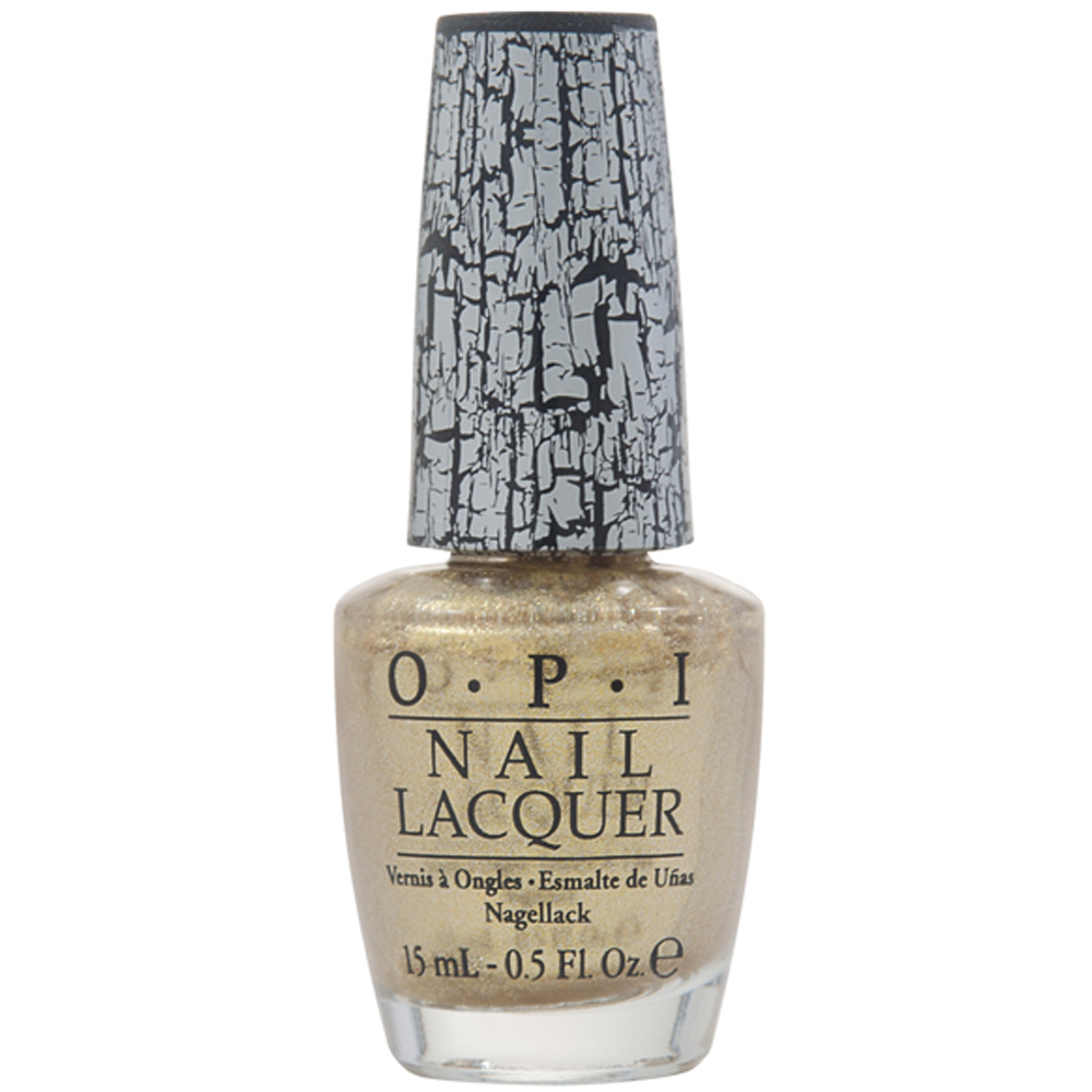 Opi Gold Shatter Nail Polish 15ml