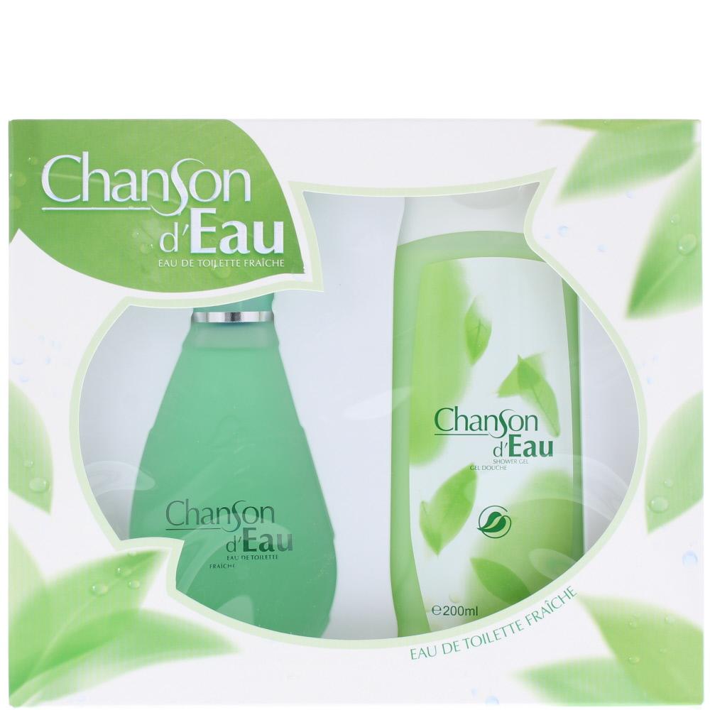 Chanson D'eau Eau de Toilette 2 Pieces Gift Set