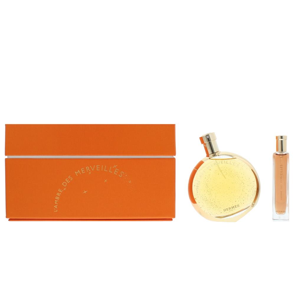 Hermès L'ambre Des Merveilles Eau de Parfum 2 Pieces Gift Set