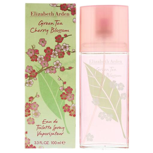 Elizabeth Arden Green Tea Cherry Blossom Eau de Toilette 100ml