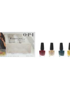 Opi Washington Dc Collection Cosmetic Set Gift Set : Nail Polish X 4 3.75ml