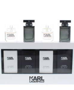 Karl Lagerfeld Miniatures 4 Pieces Gift Set