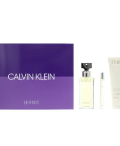 Calvin Klein Eternity Eau de Parfum 3 Pieces Gift Set
