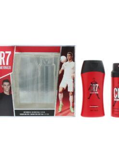 Cristiano Ronaldo Cr7 Bath & Body 2 Pieces Gift Set