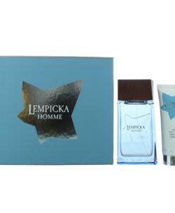 Lolita Lempicka Homme Eau de Toilette 2 Pieces Gift Set
