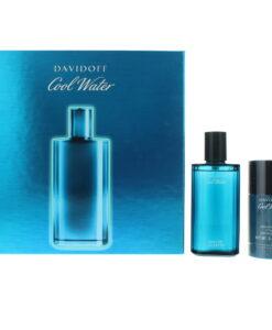 Davidoff Cool Water Eau de Toilette 2 Pieces Gift Set