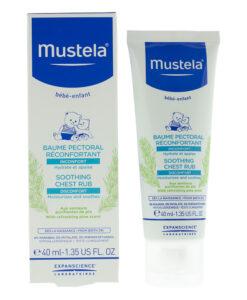 Mustela Bébé-Enfant Soothing Chest Rub 40ml