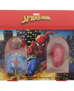 Marvel Spiderman Eau de Toilette 3 Pieces Gift Set