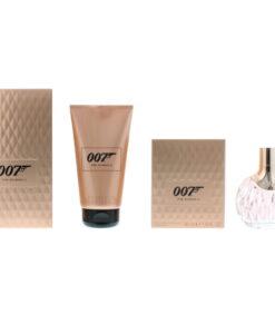 James Bond 007 For Women Ii Eau de Parfum 2 Pieces Gift Set