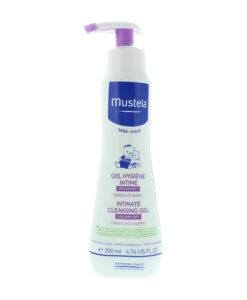 Mustela Gel Hygiène Intime Intimate Cleansing Gel 200ml