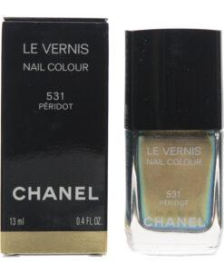 Chanel Le Vernis #531 Peridot Nail Colour Polish 13ml
