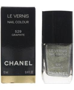 Chanel Le Vernis #529 Graphite Nail Colour Polish 13ml