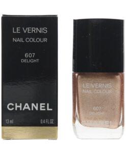 Chanel Le Vernis #607 Delight Nail Colour Polish 13ml