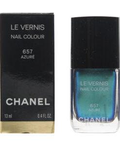 Chanel Le Vernis #657 Azure Nail Colour Polish 13ml