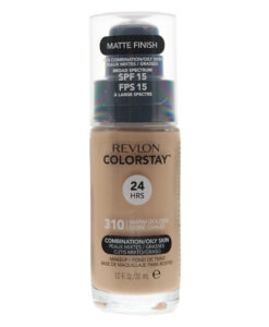 Revlon Colorstay Makeup Combination/Oily Skin Spf 15 310 Warm Golden Foundation 30ml