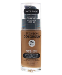 Revlon Colorstay Makeup Combination/Oily Skin Spf 15 375 Toffee Foundation 30ml