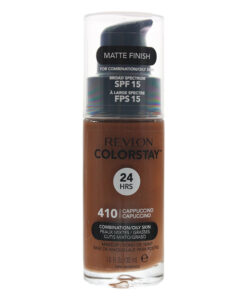 Revlon Colorstay Makeup Combination/Oily Skin Spf 15 410 Cappuccino Foundation 30ml